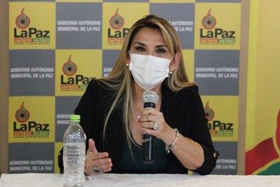 Presidenta de Bolivia Jeanine Añez dio positivo al coronavirus
