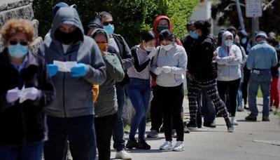 Brasil confirmó 1.220 muertes por Covid-19 en 24 horas y el total ya se acerca a 70.000
