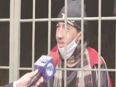 """Juez otorga libertad ambulatoria al """"ladrón de pomelos"""""""