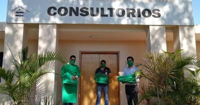 Hospital de Santa Rita sobrevive con donaciones en la cuarentena