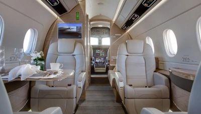 Embraer anuncia mejoras en las cabinas de los Praetor 500 y Praetor 600
