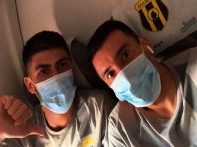 José Florentín, baja por dengue en Guaraní