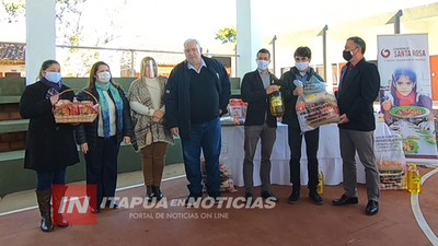 EXITOSA CULMINACIÓN DE PROGRAMA DE ASISTENCIA A ESCOLARES.