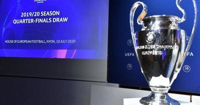 Se definieron los Cuartos de Final de la Champions League 2019-2020
