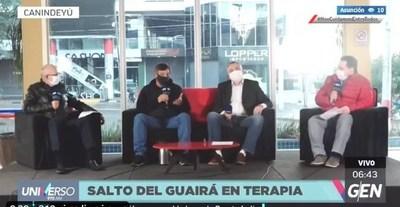 Salto del Guairá, convertida en una ciudad fantasma por falta de respuesta oficial ante crisis por la pandemia