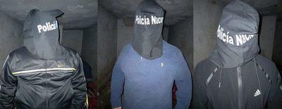 Tres alcoholizados detenidos  por protagonizar disturbios  en centro de Ciudad del Este – Diario TNPRESS