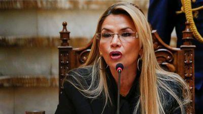 |VIDEO| Jeanine Áñez confirmó que dio positivo a un test de SARS-CoV-2