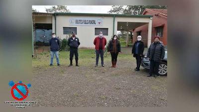 PROYECTAN ALBERGUES EN YATYTAY, OBLIGADO, LA PAZ Y ARTIGAS.