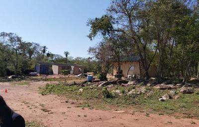 Caso Juliette: Ministerio Público realizó planimetría del terreno en Emboscada
