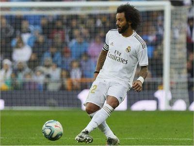 Marcelo sufre una nueva lesión muscular