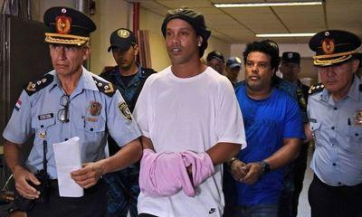 Tribunal rechaza apelación de Ronaldinho
