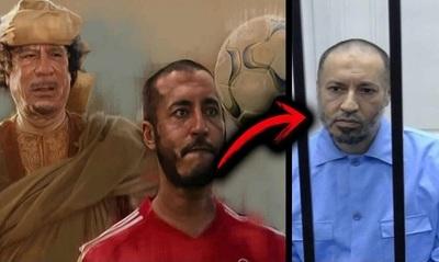 """""""Choco"""" cuenta su experiencia de jugar con el hijo del dictador Gadafi"""