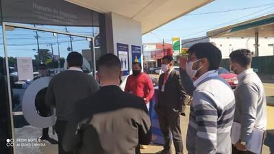 Empresa de telefonía celular adeudaba más de G. 100 millones a la Municipalidad – Prensa 5