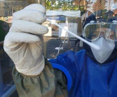 Suman 2.736 infectados de COVID-19, con otros 98 casos positivos