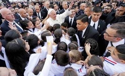 """HOY / GEN emite el especial """"A cinco años del Papa en Paraguay"""""""