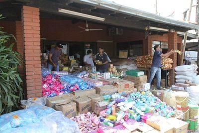 Empresarios exigen al Gobierno lucha frontal al contrabando