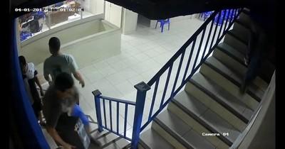 Stiben Patrón estuvo ocultando computadoras antes de que llegue la Fiscalía