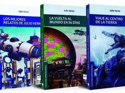 Las aventuras de Julio Verne llegan con nueva colección de ÚH