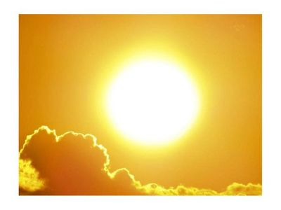 Un caluroso sábado anuncia Meteorología