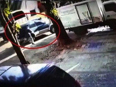Ola de asaltos se registran en el área Metropolitana