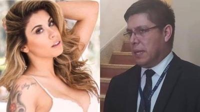 """HOY / """"Empecé a sudar"""": Juan Carlos Portillo cuando le consultaron sobre romance con Magalí Caballero"""