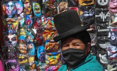 HOY / Bolivia sigue batiendo récords diarios de contagios por COVID-19