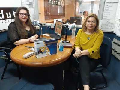 """Desde """"¡Métete!"""" se observó un incremento de llamadas al 137 ante casos de violencia, dice ministra de la Mujer"""