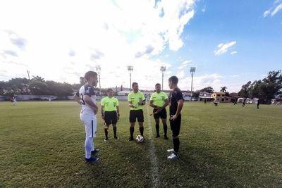 """""""Lo de General Díaz expone a todos a una semana del reinicio del torneo"""""""