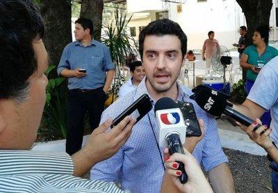 Diputado Sebastián García confirmó que dio positivo al Coronavirus
