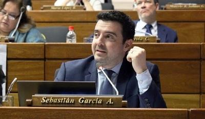 """Diputado García: """"Soy paciente covid positivo asintomático y sin nexo."""