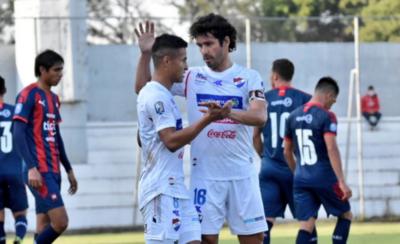 HOY / Nacional supera a Cerro Porteño en un amistoso