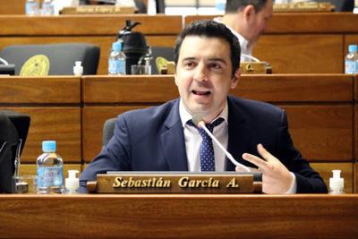 El mensaje del diputado García tras dar positivo al coronavirus
