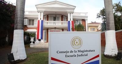 Consejo de la Magistratura inicia exámenes totalmente virtuales para cargos vacantes