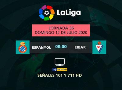 El Espanyol se va y quiere llevarse al Eibar