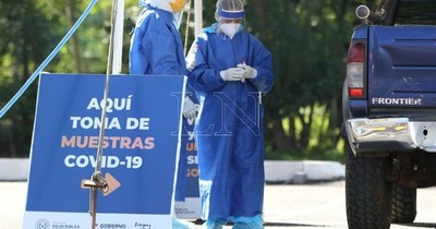 En Itapúa 21 albergados dieron positivo al coronavirus