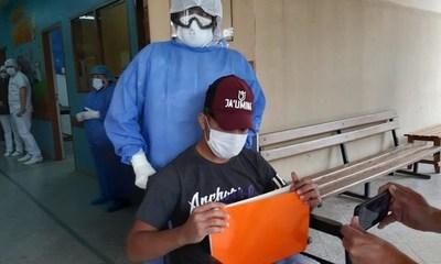 Desde mañana rige nuevo protocolo para dar de alta a pacientes con COVID alojados en albergues