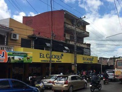 Supermercado de Luque cierra sus puertas ante casos registrados de Covid-19