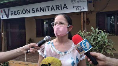 Confirman 4 nuevos casos sin nexo en departamento de Caaguazú