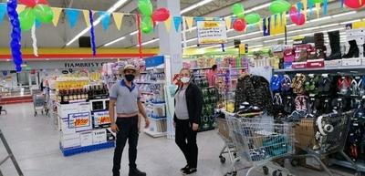 HOY / Supermercado El Cacique cierra desde hoy por casos de Covid-19