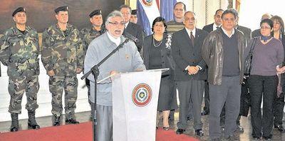 Lugo no desiste de la demanda ante la CIDH por la  destitución en el 2012