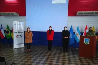 Casa de Justicia realiza jornada de capacitación sobre violencia contra la mujer durante la pandemia de COVID – 19