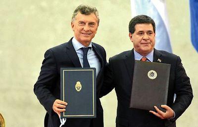 """Excepción en plena cuarentena, Macri llega hoy al Paraguay para una """"visita privada"""""""