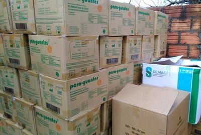 Distribuyen equipos de protección personal a servicios de Salud
