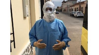En Caaguazú preocupa a Gobernador aumento de casos de Coronavirus