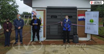 Inauguran Centro de Acopio lechero en Cambyretá
