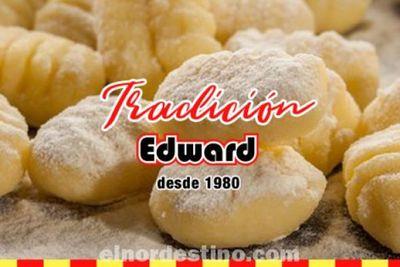 Ahora la línea completa de productos Edward está disponible para toda Zona Norte de la mano de Paradeda Representaciones