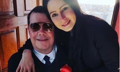 Friedmann no descarta que el accidente que sufrió su novia haya sido provocado