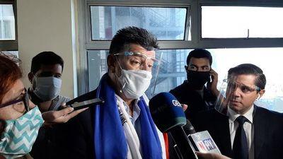 Fiscalía ratifica imputación contra Efraín Alegre