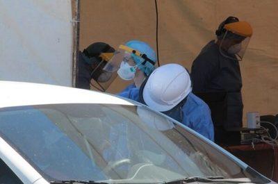 Salud confirma tres víctimas del coronavirus