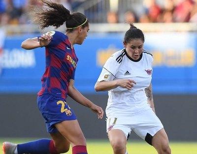Oficial: Jéssica 'Pirayú' Martínez es jugadora del Real Madrid